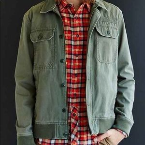 Men's Urban Outfitters military jacket